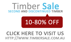 Timber Sale Banner